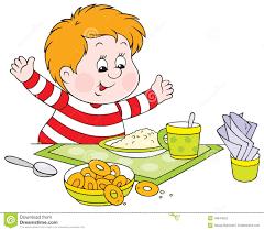 Children Eating Clipart 73481