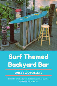 Only Two Pallets Made This Totally Tubular Surf Themed Backyard ... Pickin Paddlin And Whiwatersurf Festival September 27th Tandem Surfing Hawaiian Vintage Surf Design Paper Plate Tiki Toss Bamboo Inoutdoor Board Fun Hook Ring Bar Cold Hawaii Camp Backyard Surf With The Boys Backyard Stolen Clips Youtube The Rockaway Beach Club Now Has A Bbq Truck Eater Ny At Contest Playa Hermosa Costa Rica 4514 Our Backyard This Could Be Yours For Week Month Or Forever Shacks Tiny House Blog Surftake 2