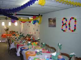 decoration pour anniversaire décoration anniversaire 80 ans