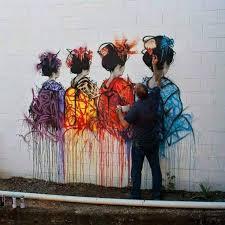 Famous Street Mural Artists by Best 25 Graffiti Murals Ideas On Pinterest Street Art Graffiti
