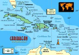 Map Of The Caribbean Having Problems Contact Our National Energy Information Center On 202