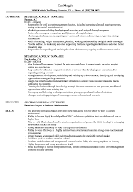 Strategic Account Manager Resume Samples | Velvet Jobs 86 Resume For Account Manager Sample And Sales Account Manager Resume Sample Platformeco 10 Samples Thatll Land You The Perfect Job Template Ipasphoto Write Book Report For Me Buy Essay Of Top Quality Google Products Best Example Livecareer Hairstyles Sales Awe Inspiring Inspirational Executive Atclgrain Newest Cv Brand Marketing