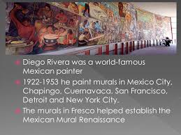 Famous Mexican Mural Artists by Born December 8 1886 In Guanajuato Mexico Studied At The San