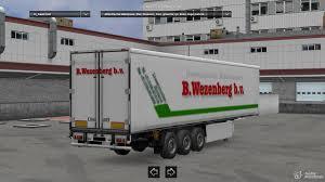 Dutch Trailers Pack For Euro Truck Simulator 2