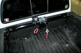 100 Truck Bed Winch Mount Ing Kits