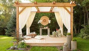 Outdoor Spaces Asian Deck