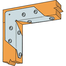 Simpson Strong Tie Ceiling Joist Hangers by Simpson Strong Tie Zmax Galvanized 16 Gauge 2x Rigid Tie Connector