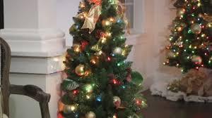 Qvc Christmas Tree Storage Bag by Bethlehem Lights 4 U0027 Indoor Outdoor Lit Canterbury Urn Tree Page