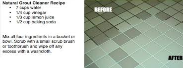 clean grout lines using chemical free products home design