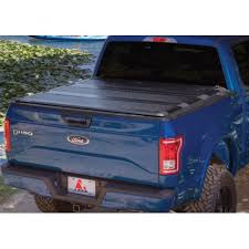 Leer Bed Covers by Truck U0027n America Trilogy X2t Hard Folding Tonneau Cover