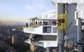 Olson Kundig Space Needle Century Project Design Renovation Seattle Washington