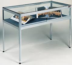 vitrine d exposition occasion table vitrine futura