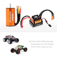 100 Car And Truck Parts 18 RC Crawler Traxxas Redcat HSP RC 1900KV 2150KV