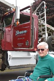 100 Trucks For Sale In Oregon Log Truck Returns To Visit Original Owner Decades After Sale