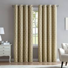 Bed Bath And Beyond Curtains And Drapes by Buy Gold Window Curtains U0026 Drapes From Bed Bath U0026 Beyond