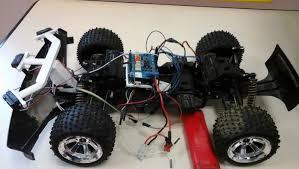 maison de quartier la touche voiture autonome arduino help labfab