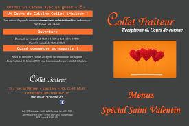 cours de cuisine evreux calaméo condition commande valentin