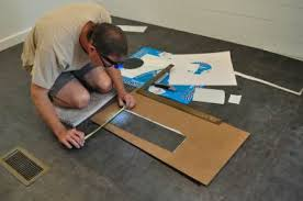 Laminate Flooring Bubbles Due To Water by How To Replace Flooring In A Mobile Home