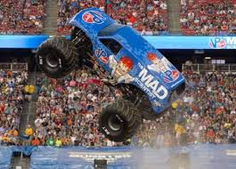 Lee ODonnell Who Drives VP Racing Fuels Mad Scientist Monster Truck