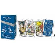 Universal Waite Tarot Deck Instructions universal premium tarot cards with hardbox heavy cardstock tarot