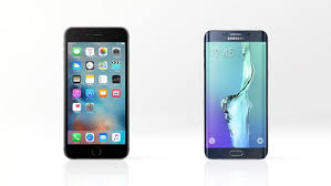 iPhone 6s Plus vs Samsung Galaxy S6 edge