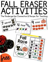 Halloween Picture Books For Kindergarten by Halloween Counting Cards The Kindergarten Connection
