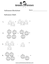 Halloween Math Multiplication Worksheets by Halloween Worksheets Free Printable Worksheets For Teachers And Kids