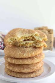 Pumpkin Cheesecake Snickerdoodles by Favorite Christmas Cookie Recipes U2013 Delicious Dishes Recipe Party 95