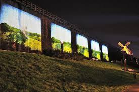 lichtsicht 6 im kurpark bad rothenfelde eröffnet die