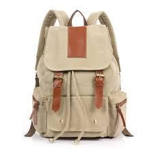 sac à dos toile et cuir femme towido sac en cuir pas cher