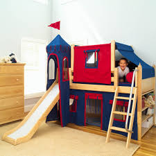 Loft Bed With Slide Ikea by Kids Bunk Bed With Slide Most Children Love Beds Or Loft Picture
