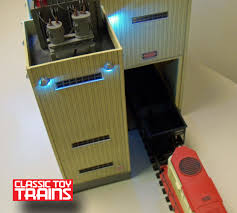 The Menards American Power & Light building Classic Toy Trains