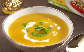sauge cuisine recettes soupe au potiron épicée et pesto à la sauge cuisine et recettes