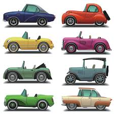 Car Clipart Clip Art Vintage Cars Digital Old Printable Instant Download Commercial Use PNG From BHdigitalBox On