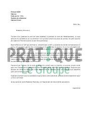 lettre de motivation pour un emploi de vente en prêt à porter