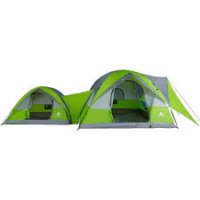 Ozark Trail 2-Dome Connection Camping Tent For 8 People 727002101718 ... Tents 179010 Ozark Trail 10person Family Cabin Tent With Screen Weathbuster 9person Dome Walmartcom Instant 10 X 9 Camping Sleeps 6 4 Person Walmart Canada Climbing Adventure 1 Truck Tent Truck Bed Accsories Best Amazoncom Tahoe Gear 16person 3season Orange 4person Vestibule And Full Coverage Fly Ridgeway By Kelty Skyliner 14person Bring The Whole Clan Tents With Screen Room Napier Sportz Suv Room Connectent For Canopy Northwest Territory Kmt141008 Quick C Rio Grande 8 Quick