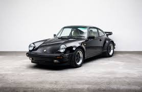 Classic Car Find of the Week The 1989 Porsche 911 Turbo by