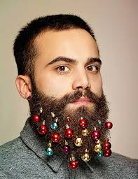 Ebay Christmas Trees Australia by Beard Baubles Will Turn Your Ordinary Beard Into A Christmas Tree
