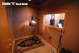 Studio C Vocal Booth