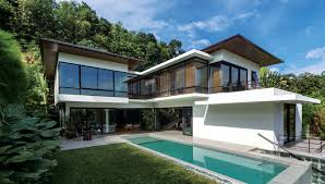 100 Best Houses Designs In The World An Open Sanctuary A Modern Filipino Home Design By BUDJI