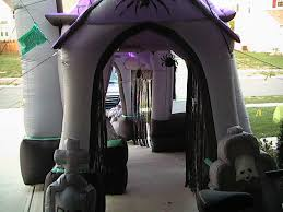 Halloween Inflatable Arch by Inflatable Haunted House Page 3