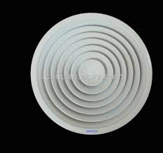 Round Ceiling Air Vent Deflector by A C Ceiling Diffuser Grihon Com Ac Coolers U0026 Devices
