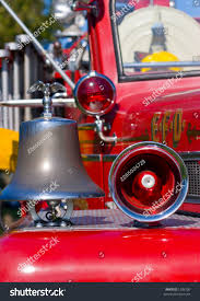 100 Fire Truck Bell Alarm On Old Stock Photo Edit Now 1206100