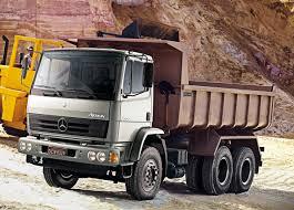 100 Benz Trucks Daimler Receives Major Order For Mercedes Atron In