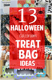 Halloween Candy Tampering by 13 Spooky Diy Halloween Treat Bags Candydirect Com