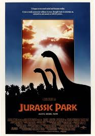 This Unseen Jurassic Park Poster Art Is Incredible