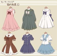 Best 25 Drawing Anime Clothes Ideas On Pinterest
