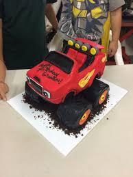 100 Monster Truck Cake Pan Blaze