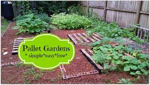 Nice Pallet Garden Instructions Easy And Inexpensive Diy Furniture Ideas Patio