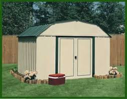 Arrow Woodridge Steel Storage Sheds by Arrow Sheds Metal Sheds Storage Shed Kits